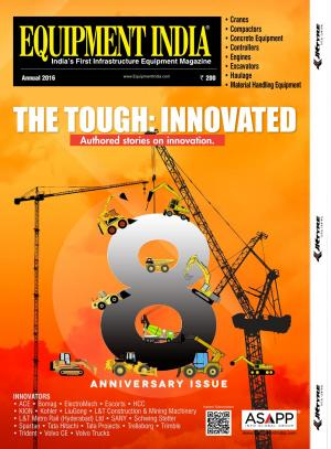 Equipment India Annual 2016