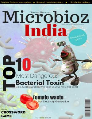 Microbioz India,March 2016 - Read on ipad, iphone, smart phone and tablets.