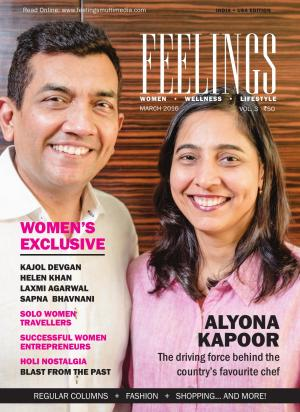 Feelings - March Issue - Read on ipad, iphone, smart phone and tablets.