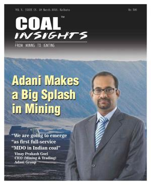 Coal Insights - Read on ipad, iphone, smart phone and tablets.