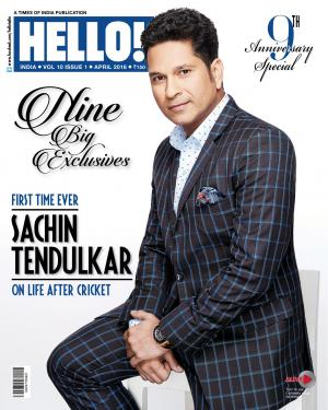 HELLO! INDIA APRIL 2016 - Read on ipad, iphone, smart phone and tablets.