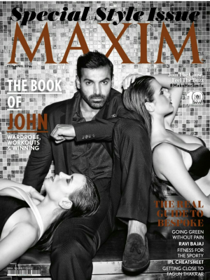 Maxim India - Read on ipad, iphone, smart phone and tablets.