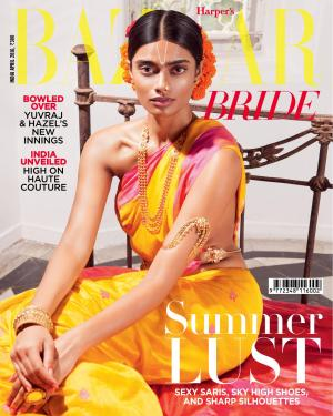 Harper's Bazaar Bride-April 2016 - Read on ipad, iphone, smart phone and tablets.
