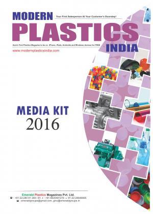 Modern Plastics India 2016 Media Kit