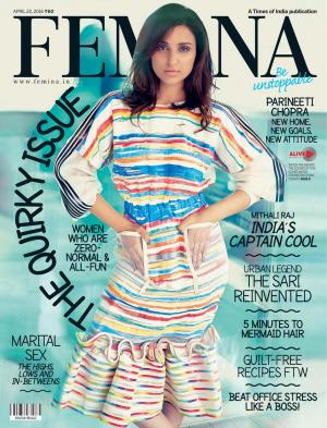 Femina-VOLUME 57 NUMBER 9 April-2016