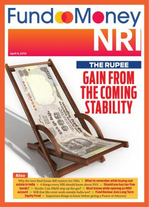 The Rupee: Gain From Coming Stability