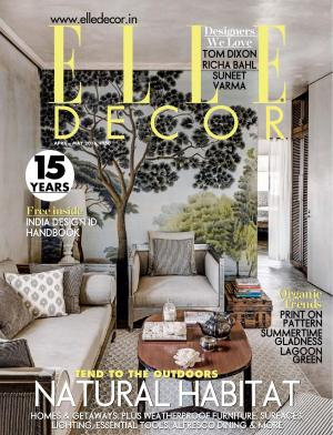 Elle Decor April-May 2016