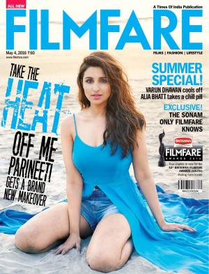 Filmfare 4-MAY-2016 - Read on ipad, iphone, smart phone and tablets.