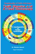 Encyclopedia of Vedic Astrology: Tajik Shastra & Annual Horoscopy
