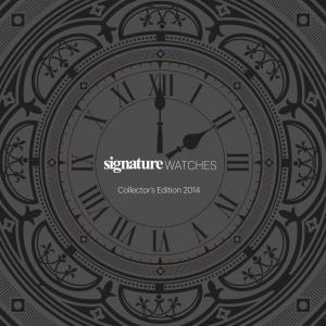 Signature Watches