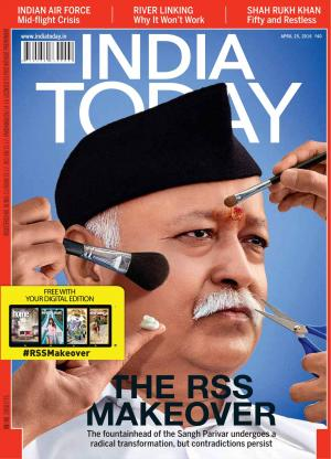 India Today -25th April 2016 - Read on ipad, iphone, smart phone and tablets.