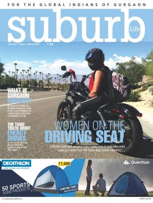 SUBURB March 2016 - Read on ipad, iphone, smart phone and tablets.