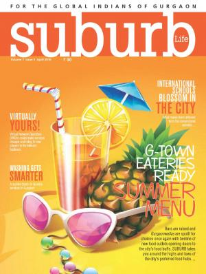 SUBURB April 2016 - Read on ipad, iphone, smart phone and tablets.