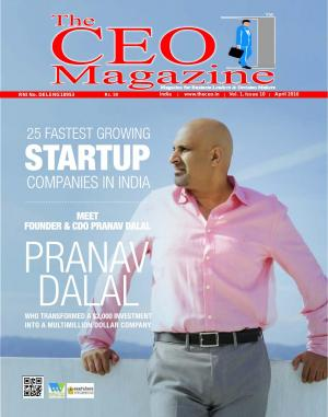 The CEO Magazine April 2016 Issue