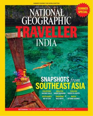 National Geographic Traveller India - March 16 - Read on ipad, iphone, smart phone and tablets.