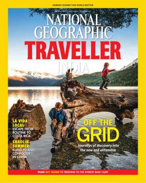 National Geographic Traveller India - April 16