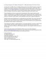 Las Vegas Chiropractor, Dr. Matthew Mortensen D. C., Offers Safe Solutions For Chronic Tension