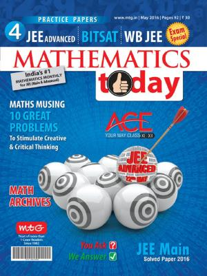 Mathematics Today- May 2016