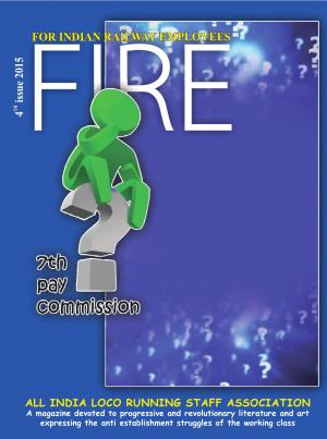 FIRE- 4th issue 2015  - Read on ipad, iphone, smart phone and tablets.