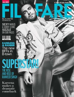 Filmfare 18-MAY-2016 - Read on ipad, iphone, smart phone and tablets.