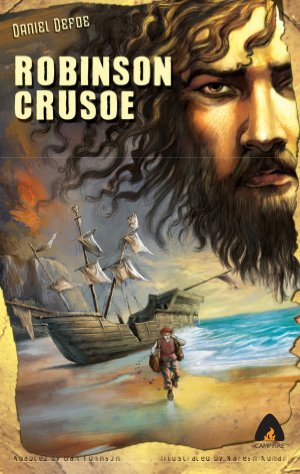 Robinson Crusoe - Read on ipad, iphone, smart phone and tablets