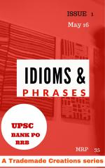 Idioms & Phrase  in Details