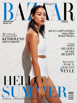 Harper's Bazaar-May 2016 - Read on ipad, iphone, smart phone and tablets.