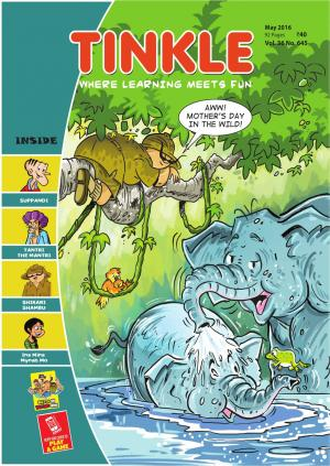 TINKLE  - Read on ipad, iphone, smart phone and tablets.