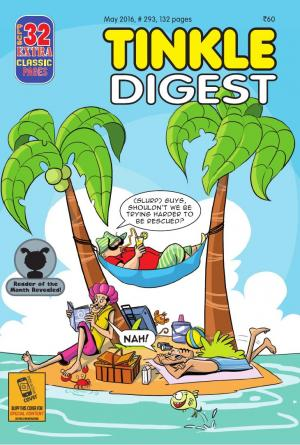 Tinkle Digest May, 2016