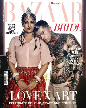 Harper's Bazaar Bride-May 2016 - Read on ipad, iphone, smart phone and tablets.