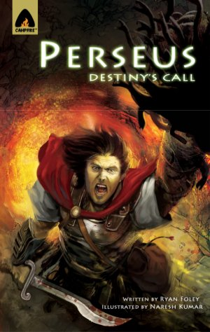 Perseus: Destiny's Call - Read on ipad, iphone, smart phone and tablets.