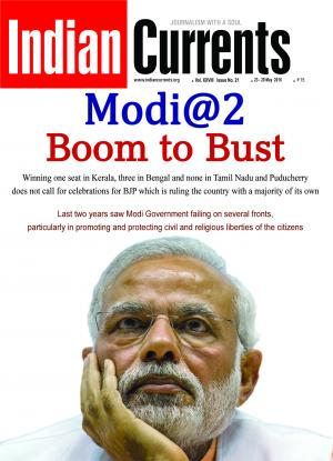 Modi@2: Boom to Bust - Read on ipad, iphone, smart phone and tablets.