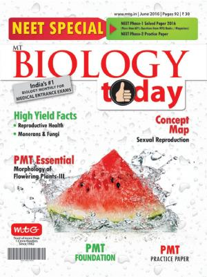 Biology Today - June 2016 - Read on ipad, iphone, smart phone and tablets.