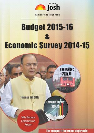 Budget 2015-16 & Economy survey 2014-15 - Read on ipad, iphone, smart phone and tablets.
