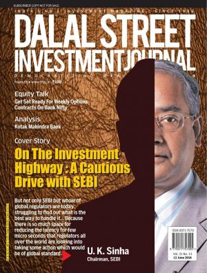 Dalal Street Investment Journal Vol 31 Issue no 13  June 12, 2016 - Read on ipad, iphone, smart phone and tablets.