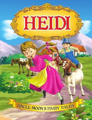 Heidi - Read on ipad, iphone, smart phone and tablets.