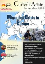 Current Affairs September 2015 eBook