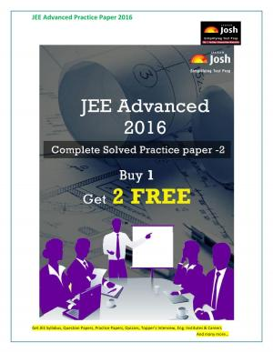 JEE Advanced Solved Practice Paper Set -VII eBook