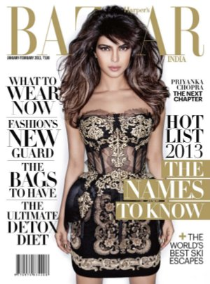 Harper's bazaar-January-February 2013 - Read on ipad, iphone, smart phone and tablets.