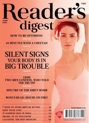 Reader's Digest-June 2016 - Read on ipad, iphone, smart phone and tablets.