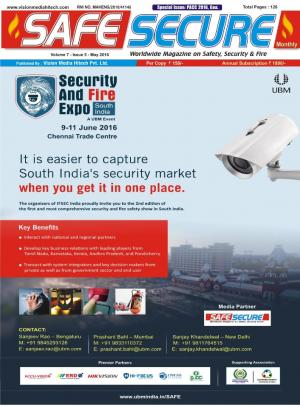Safe Secure Magazine  - Read on ipad, iphone, smart phone and tablets.