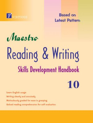 Maestro Reading & Writing Skills Development Handbook  - Read on ipad, iphone, smart phone and tablets
