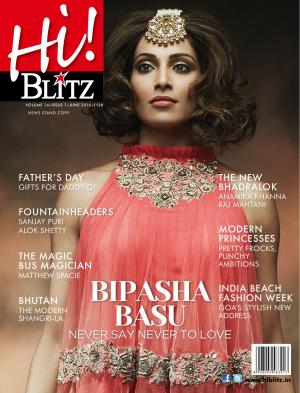 Hi! BLITZ JUNE 2016