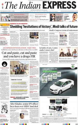 09 June, 2016 - Read on ipad, iphone, smart phone and tablets.