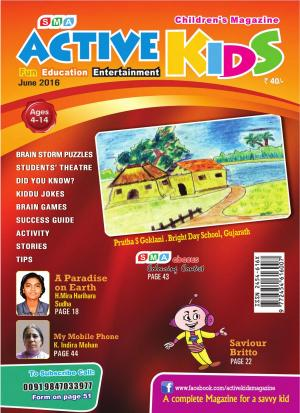 ACTIVE KIDS JUNE 2016