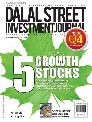 Dalal Street Investment Journal Vol 31 Issue no 14  June 26, 2016 - Read on ipad, iphone, smart phone and tablets.