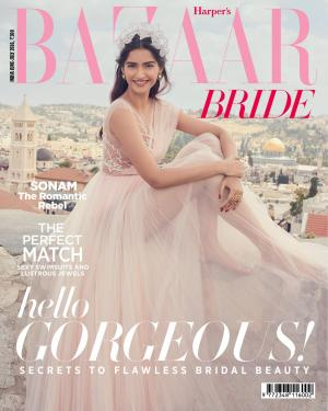 Harper's Bazaar Bride-June 2016