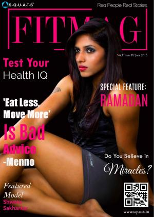 FitMag - Read on ipad, iphone, smart phone and tablets.