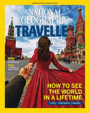 National Geographic Traveller India, June16