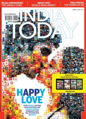 India Today -27th June 2016 - Read on ipad, iphone, smart phone and tablets.